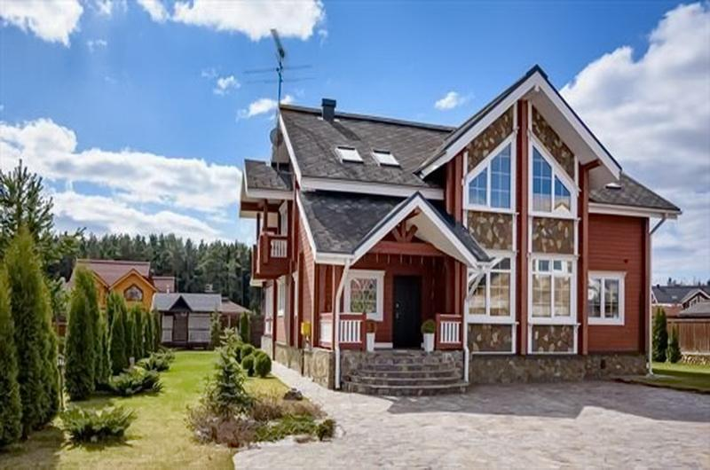 Загородный дом в Подмосковье